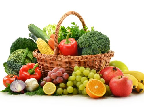 Fruits and Vegetables That Are In Season