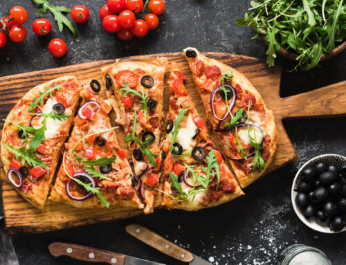 Pizza In Your Home Kitchen Is As Simple As It Is Delicious