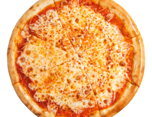 Why Is A Whole Pizza Round?