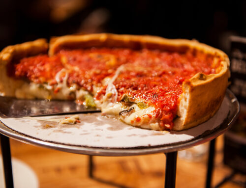 Tips for Baking The Best Deep Dish Pizza